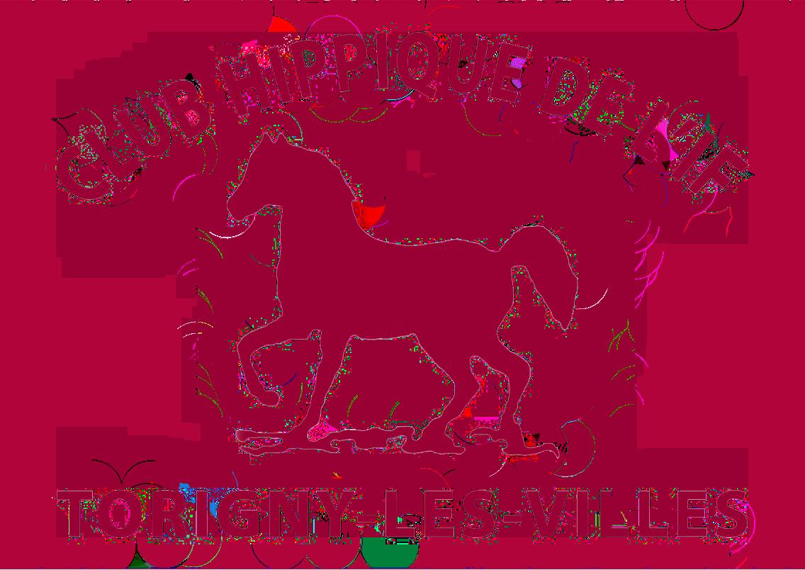 Logo club hippique de l'if à Torigny les villes