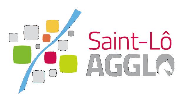 Logo Saint-Lô Agglo